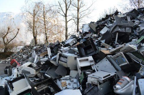 déchets high-tech